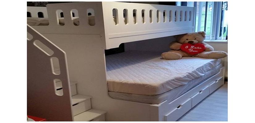 Standard High Sleeper With DoubleTwin