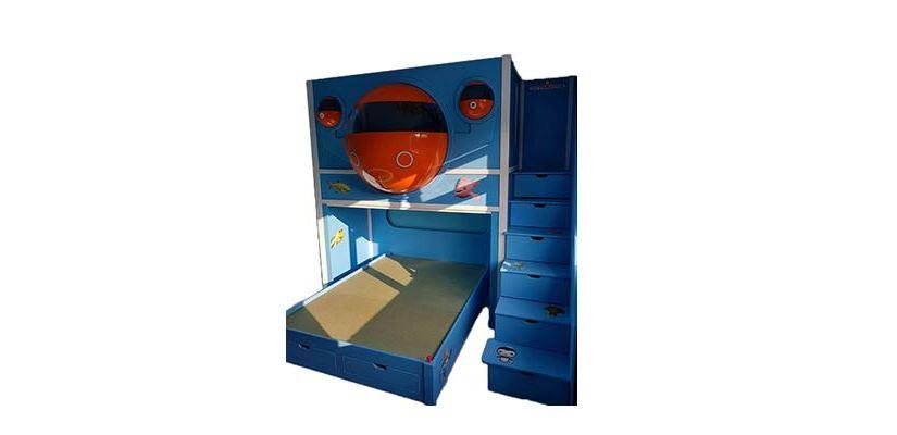 Octonauts Pod Bed