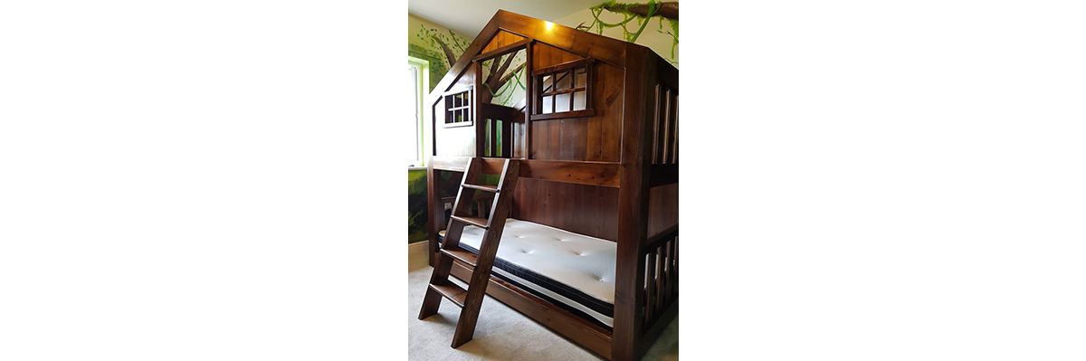 Treehouse Twin Bed
